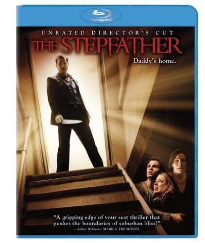 The Stepfather [New Blu-ray] Ac-3/Dolby Digital, Dolby, Dubbed, Subtit