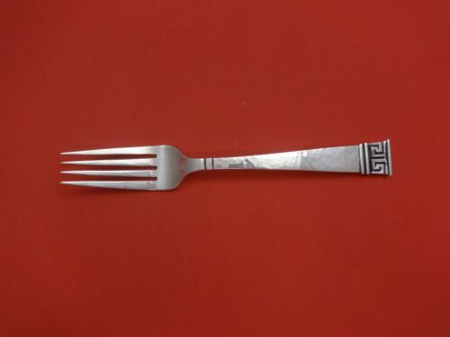 Dynasty by Old Newbury Crafters Onc Sterling Silver Dinner Fork 8 3/8""