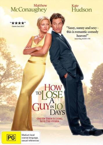 How to Lose a Guy in 10 Days (Platinum Collection) - DVD Region 4 Free Shipping!