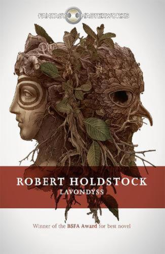 Lavondyss by Robert Holdstock Paperback Book Free Shipping!
