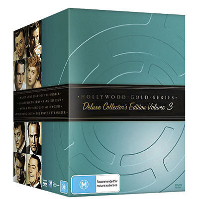 K8 BRAND NEW SEALED Hollywood Gold Deluxe Collection Series Volume 3 DVD