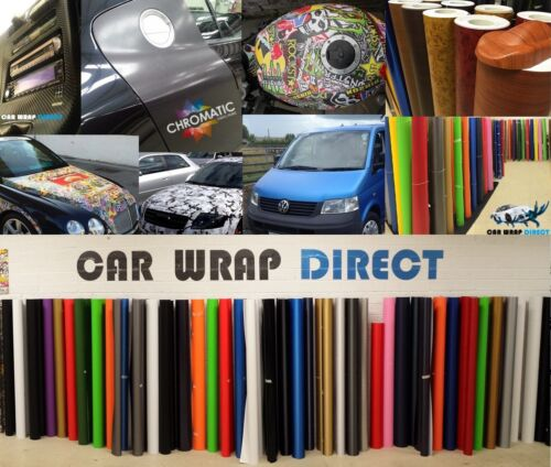 Car & Bike Wrapping Vinyl Foile - 3D Carbon Fibre, Gloss, Matte, Brushed Wrap  <br/> A4 Sheet to 3M - Black White Blue Red Silver Grey Green