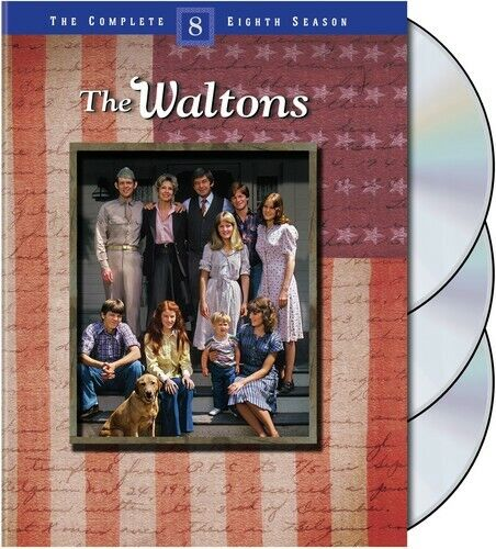 Waltons: The Complete Eighth Season [3 Discs] (2009, DVD NEW)