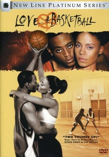 Love and Basketball [New DVD]