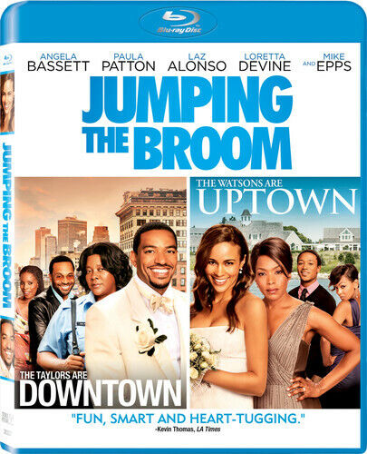 [BLU-RAY/A NEW] JUMPING THE BROOM