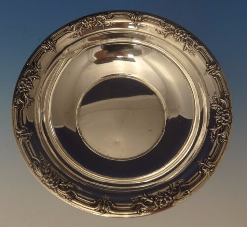 Wild Rose by International Sterling Silver Candy Dish #B196 (#0723)