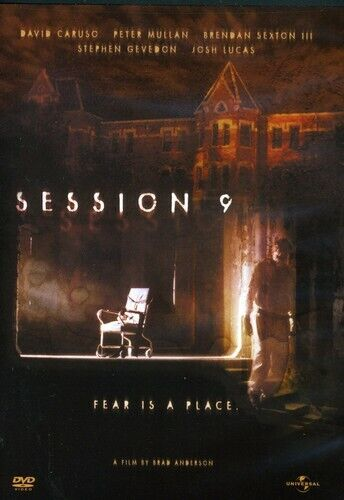 Session 9 (2000, DVD NEW) WS