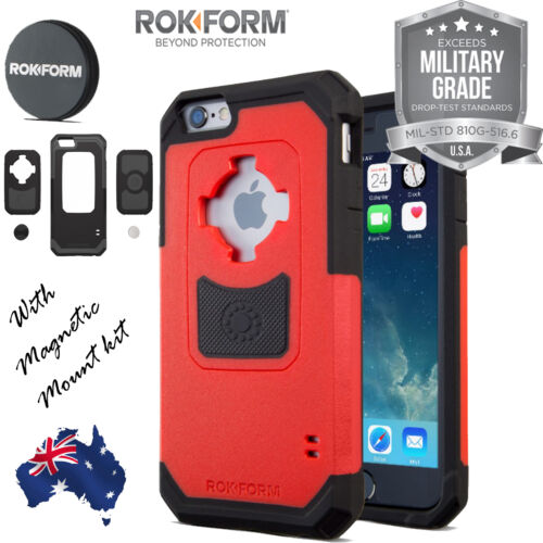 Rokform Sport V3 Rugged Mountable Military Grade Case For Apple iphone 6 6S