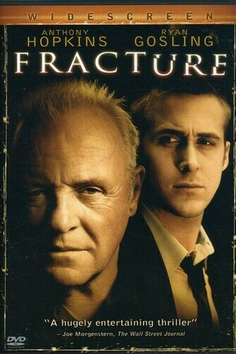 Fracture [WS] (2009, DVD NEW)