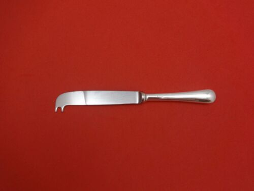 """Spagnolo by Zaramella Argenti Sterling Silver Cheese Knife with Pick 8 1/2"""""""