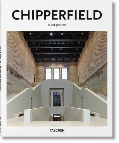 David Chipperfield by Philip Jodidio (English) Hardcover Book Free Shipping!