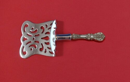 """FRANCIS I BY REED & BARTON STERLING SILVER PETIT FOUR SERVER HHWS CUSTOM MADE 6"""""""