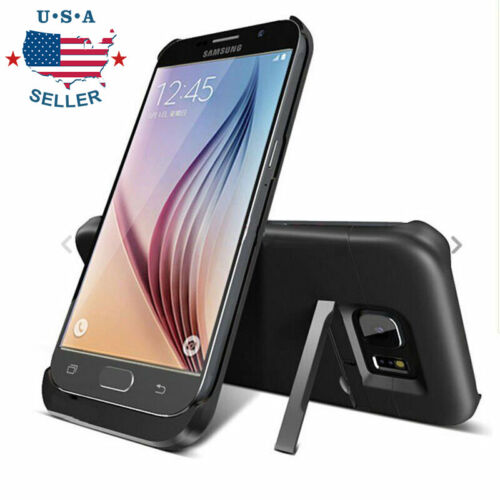 For Samsung Galaxy S6/S6 edge External Battery Backup Case Charger Power Bank