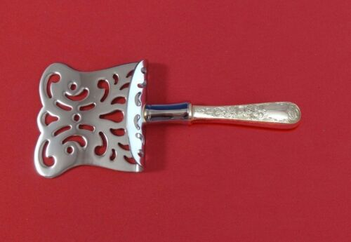 """Old Maryland Engraved by Kirk Sterling Silver Petit Four Server HHWS  Custom 6"""""""