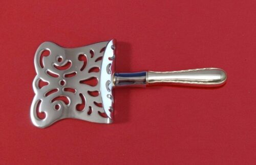 """Silver Flutes by Towle Sterling Silver Petit Four Server HHWS  Custom Made 6"""""""
