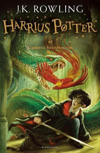 Harry Potter and the Chamber of Secrets Latin: Harrius Potter et Camera Secretor