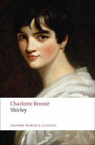 Shirley by Charlotte Bronte (English) Paperback Book Free Shipping!