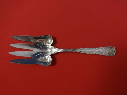"""Wave Edge by Tiffany & Co. Sterling Silver Fish Serving Fork 9 1/2"""""""