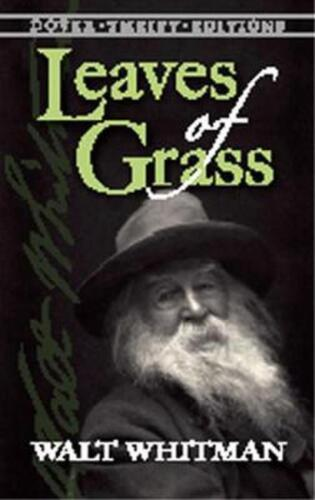 Leaves of Grass: The Original 1855 Edition by Walt Whitman (English) Paperback B