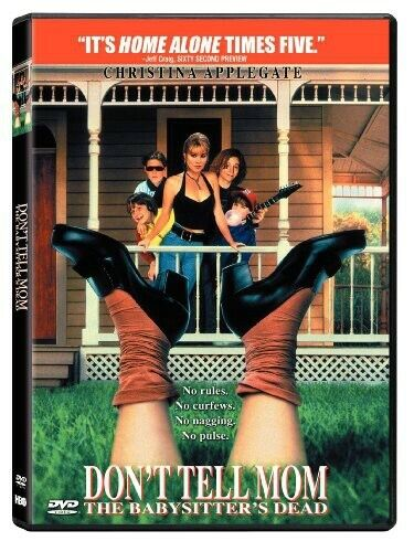 [DVD NTSC/1 NEW] DON'T TELL MOM THE BABYSITTER'S DEAD [P&S]