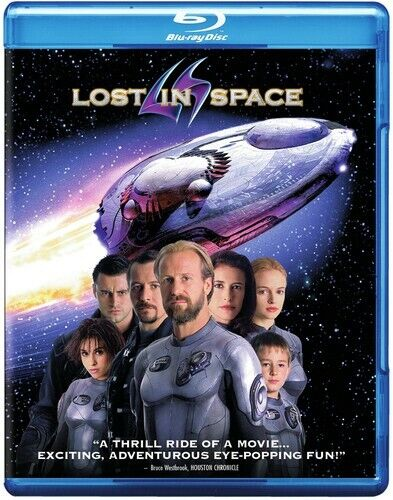 Lost in Space (2010, Blu-ray NEW)