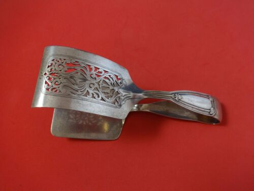 """Saint Dunstan by Tiffany & Co. Sterling Silver Asparagus Serving Tong 7 3/4"""""""