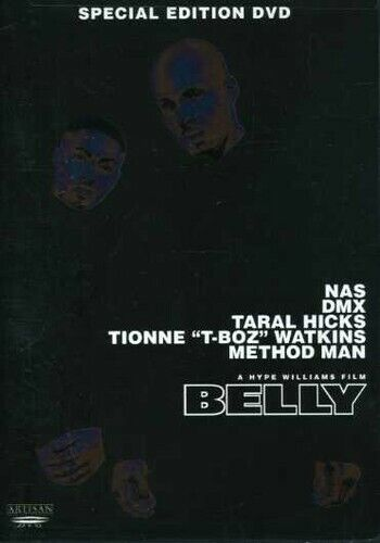 Belly [Special Edition] (2004, DVD NEW)
