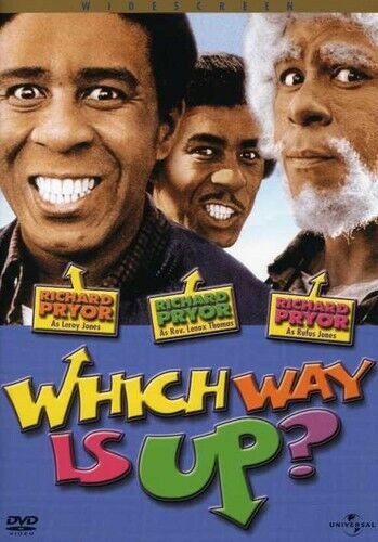 [DVD NTSC/1 NEW] WHICH WAY IS UP?