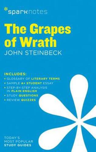 The Grapes of Wrath: Notes by John Steinbeck (English) Paperback Book Free Shipp