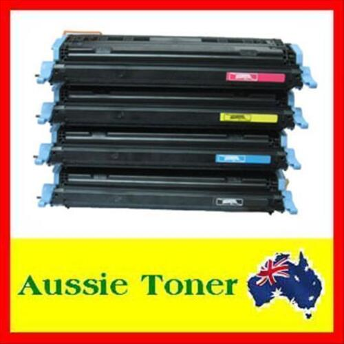 1x Toner Cartridge for HP LASER 1600 2600/n 2605 Q6000A