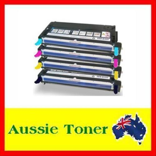 Set of Toner Cartridge for Dell 3110 3110cn (BCMY) HY