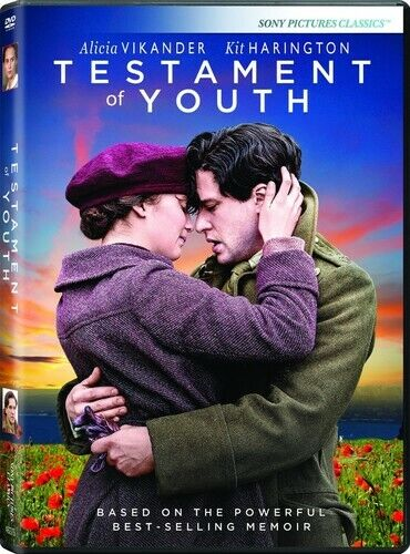 Testament Of Youth (2015, DVD NEW)