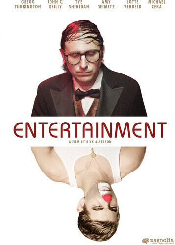 Entertainment (2016, DVD NEW)