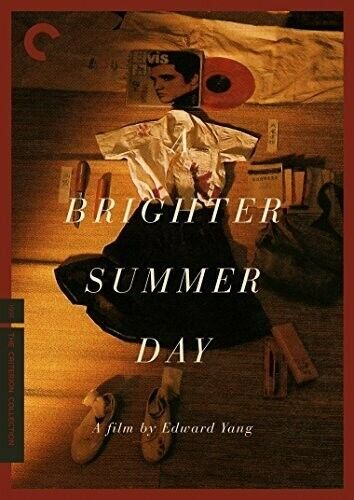 Brighter Summer Day - 3 DISC SET (2016, DVD NEW)
