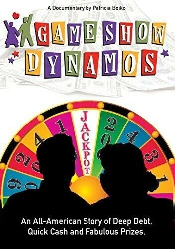 Game Show Dynamos (2015, DVD NEW)
