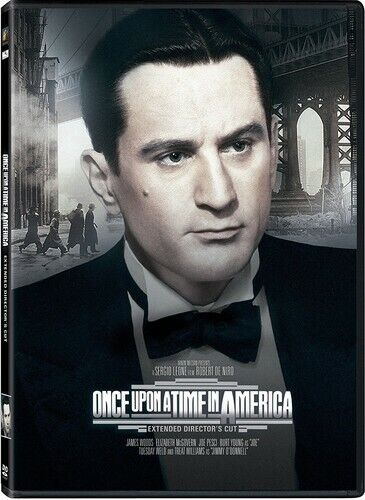 Once Upon A Time In America (2015, DVD NEW)