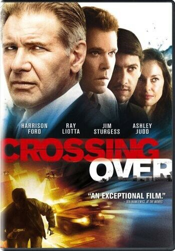 Crossing Over (2009, DVD NEW)