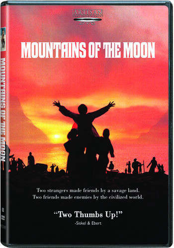 Mountains of the Moon [P&S] (2002, DVD NEW)