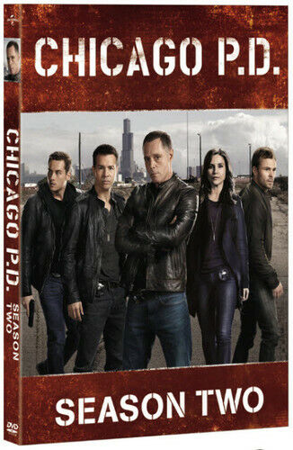 Chicago Pd: Season Two - 6 DISC SET (2015, DVD NEW)