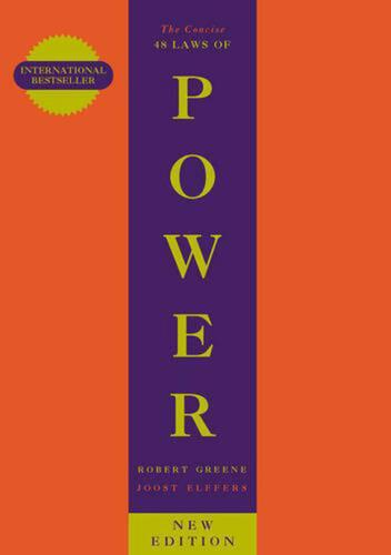 The Concise 48 Laws of Power by Robert Greene (English) Paperback Book Free Ship