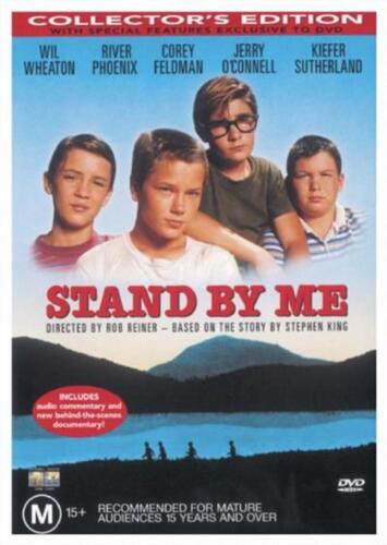 Stand by Me (Collector's Edition) - DVD Region 4 Free Shipping!