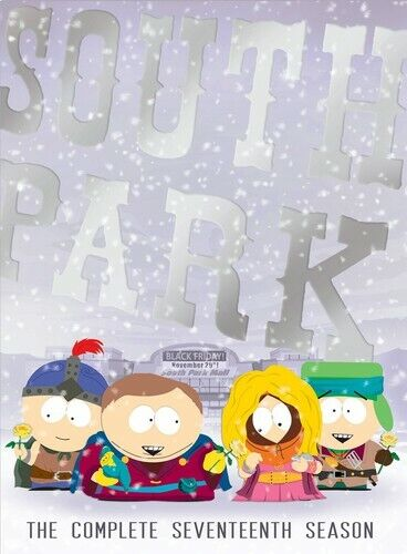 South Park: The Complete Seventeenth Season - 2 DISC SET (2014, DVD NEW)