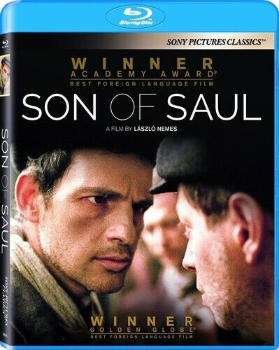 Son Of Saul (2016, Blu-ray NEW)