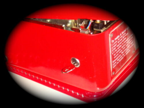 """RED PAY PHONE Tech's """"H"""" MASTER KEY-PMG Payphone,Coin Operated-FAST FREE POSTAGE"""