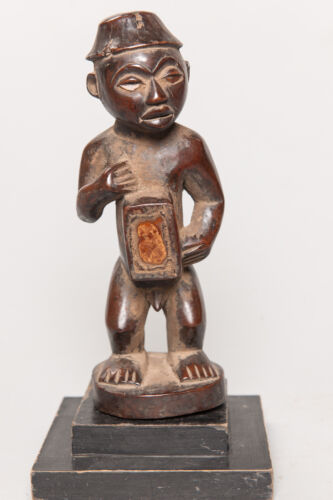 Yombe, Power Figure, D.R. Congo, African Tribal Sculpture