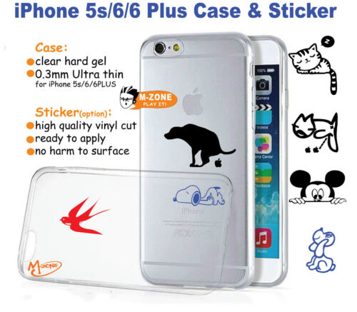 Mobile phone Cover Funny Sticker Best Gift