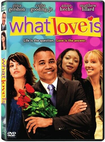 What Love Is (2009, DVD NEW) WS