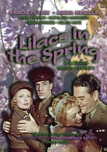 Lilacs in the Spring (2009, DVD NEW)
