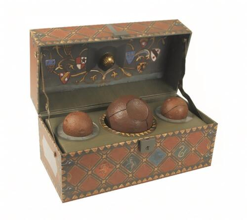 Harry Potter: Collectible Quidditch Set by Running Press (English) Hardcover Boo