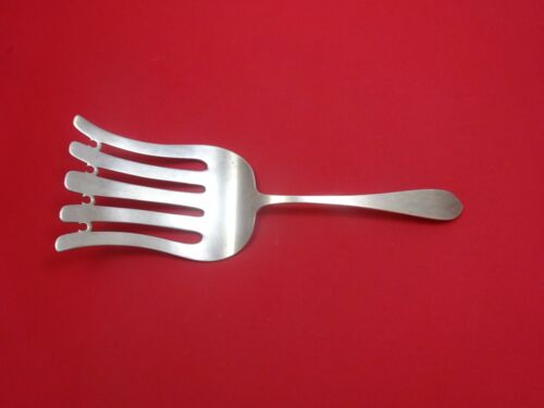 """Colonial by Whiting Sterling Silver Asparagus Fork Large 10"""""""
